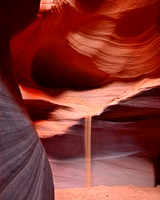 Upper Antelope Canyon hourglass